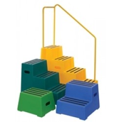 Moulded Plastic Safety Steps