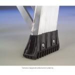8 Tread Folding Alloy Warehouse Step