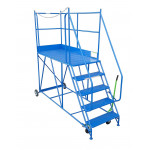 Mobile Access Platform 8 Tread