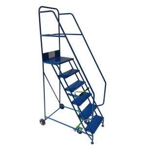 6 Tread Industrial Mobile Safety Step