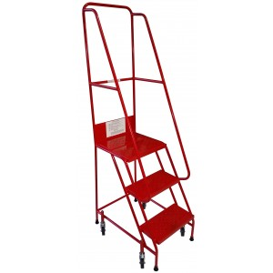 3 Tread Narrow Aisle Mobile Safety Step