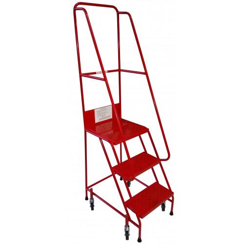 3 Tread Narrow Aisle Mobile Safety Step