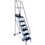 6 Tread Narrow Aisle Mobile Safety Step
