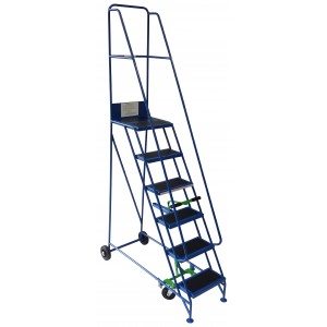 6 Tread Narrow Aisle Mobile Safety Step