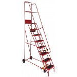 8 Tread Narrow Aisle Mobile Safety Step