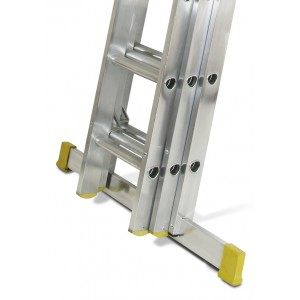 Lyte Double 2.5m Professional EN131 Ladder