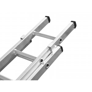 Lyte Class 1 Double 3.5m Professional Ladder
