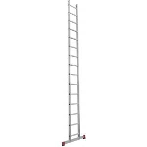 15 rung (3.97m) Single Professional Ladder