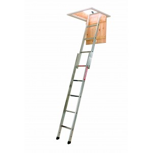 Youngman Spacemaker 2 Section Loft Ladder