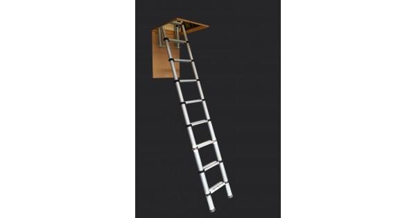 Youngman Telescopic Loft Ladder 2 9m