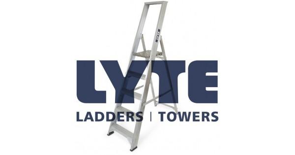 Lyte Industrial Platform Steps