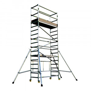Youngman Minimax Alloy Tower 5.7m working height