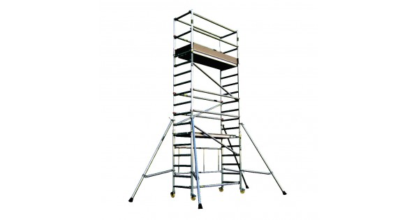 Youngman Minimax Alloy Tower 5 7m 18ft9