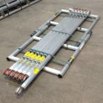 Youngman Minimax 2 Rung Guardrail Pack
