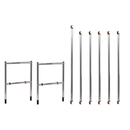 Youngman Minimax 2 Rung Guardrail Pack