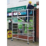 Youngman Minimax Alloy Tower 3.7m working height