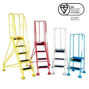 3 Tread  British Standard Safety Step