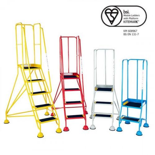 5 Tread  British Standard Safety Step