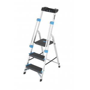 3 Tread Premier XL Platform Step with Handrails