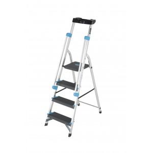 4 Tread Professional Platform Step with Handrails
