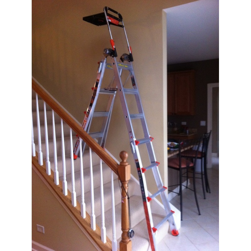 little giant ladder costco 4 rung xtreme 10522