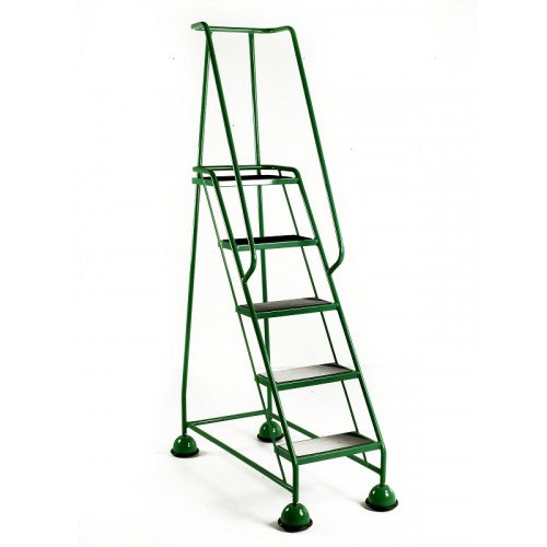 5 Tread Steptek Safety Step