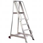 10 Tread Aluminium Warehouse Stepladder