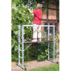 Multi-Purpose Ladder and Scaffold