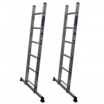 Multi-Use Scaffold & Ladder System