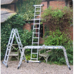 Multi Purpose Folding Ladders