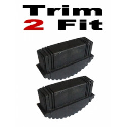 Trim 2 Fit Replacement Ladder Feet