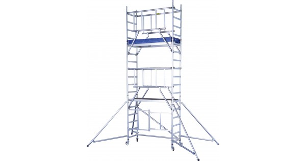 Zarges Reachmaster Agr Mobile Scaffold Tower