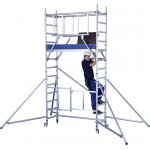 Zarges Reachmaster AGR 4.5m Working Height Mobile Tower