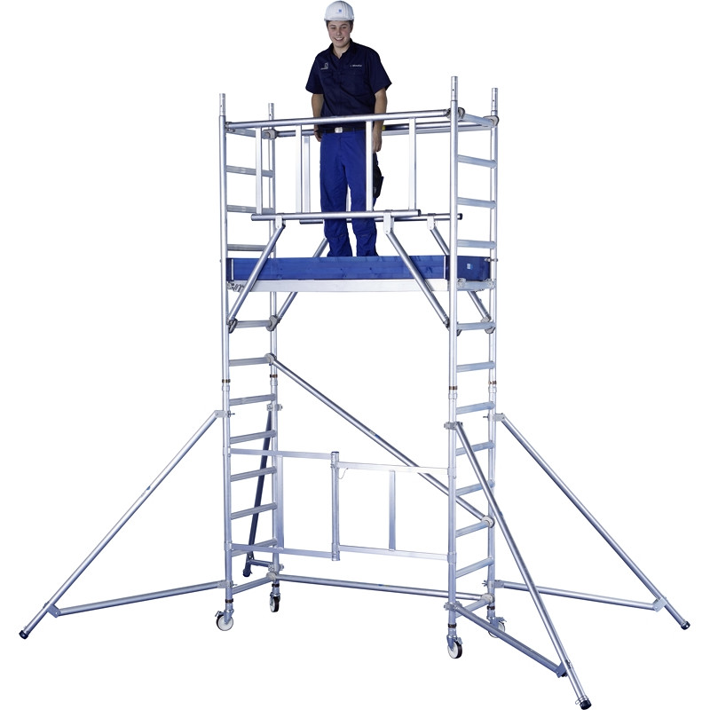 Zarges Reachmaster AGR 7.85m Working Height Mobile Tower