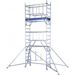 Zarges Reachmaster AGR 8.7m Working Height Mobile Tower