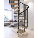 The Gamia Wood 140cm (55in) (Black)