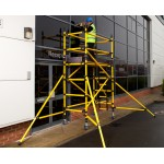 BoSS Zone 1 GRP Single Width  3.2m Working Height Tower