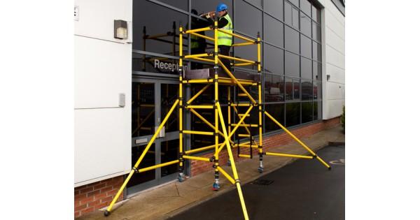 Boss Zone 1 Grp Single Width 4 2m Working Height Tower