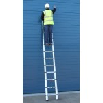 Zarges Telemaster 3.8m Telescopic Ladder