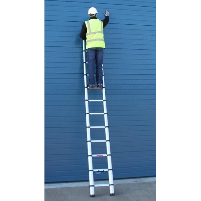 Midland Extendable Aluminum Ladders : M xtend climb pro plus telescopic ladders