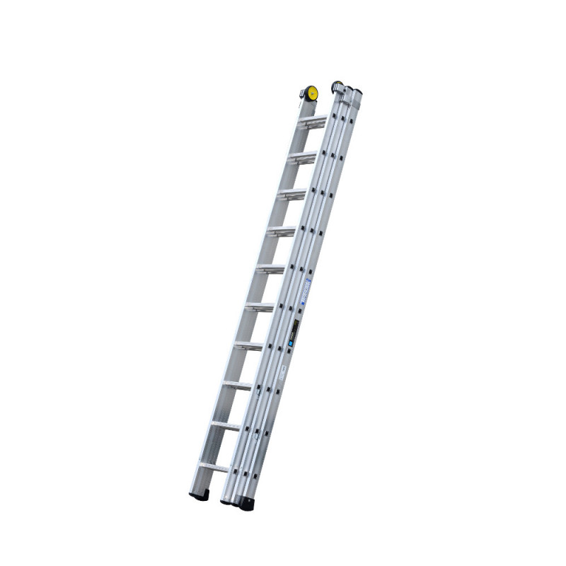 Triple 3.7m Youngman Industrial 500 Class 1 Ladder