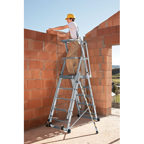 Zarges ZAP Telescopic Work Platforms