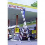 2.7m (8ft10) Zarges Skymaster Combination Ladder