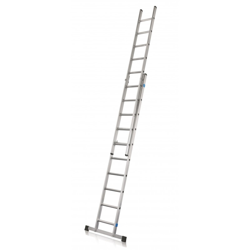 ZARGES Double 5.23m Professional Trade Ladder