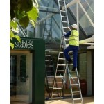 2.2m (7ft3)  Zarges Skymaster Combination Ladder