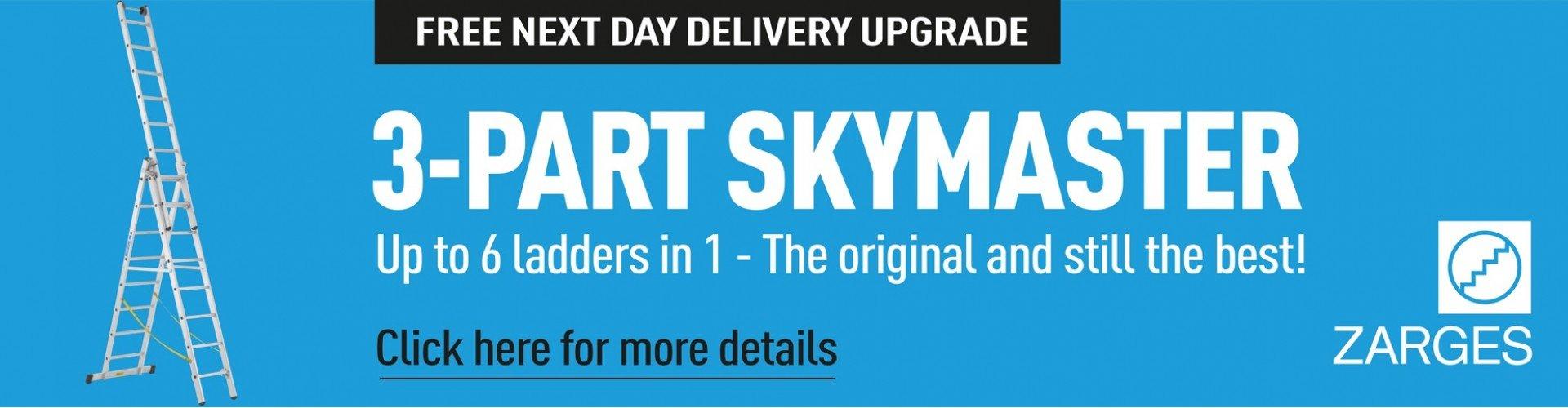 Skymaster Next Day