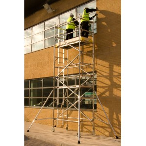 BoSS Evolution Single Width  3.7m Working Height Tower