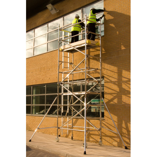 BoSS Evolution Single Width  9.2m Working Height Tower