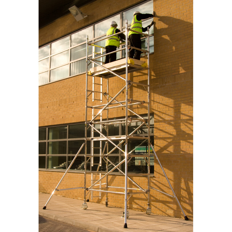 BoSS Evolution Single Width  5.7m Working Height Tower