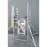 Youngman 'BOSS Solo 700' One-Man Alloy Tower 5.2m